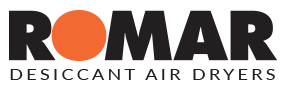 ROMAR Supply, Inc. | Desiccant Air Dryers